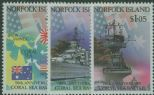 NFI SG528-30 50th Anniversary of Battle of the Coral Sea set of 3